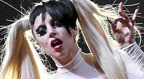 Lady Gagasta paljastui yllättäviä puolia.