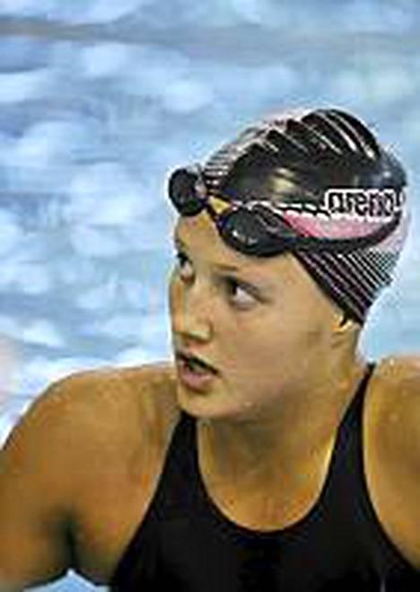 Noora Laukkanen paketoi suomalaisuimareiden urakan nuorten olympialaisissa.