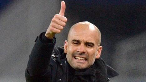 Josep Guardiola jättää Bayern Münchenin.