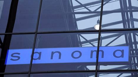 Mediayhtiö Sanoma onnistui kasvattamaan tulostaan ja liikevaihtoaan.