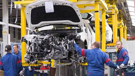 Valmet Automotive valmistaa Uudessakaupungissa jo autoja, mutta pian myös akkuja.