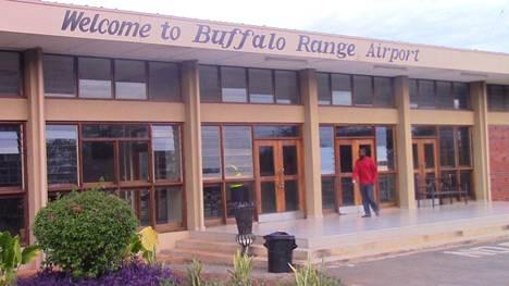 Buffalo Rangen lentokenttä.