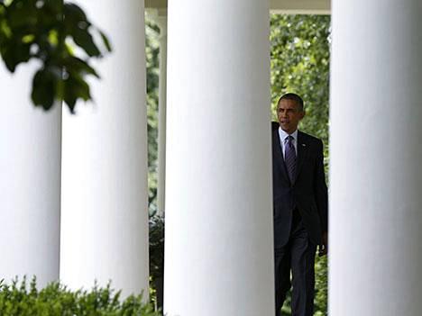 Sotku verkkopalvelun kanssa on vahingoittanut Barack Obaman hallitusta.