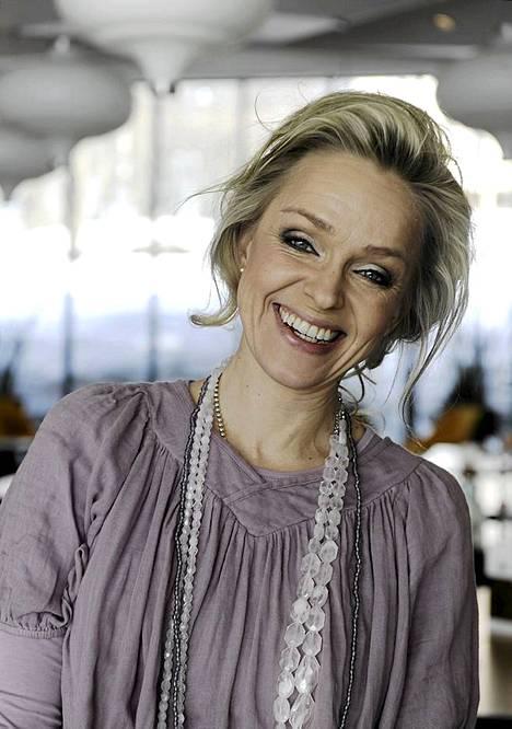 Anu Sinisalo on ehdolla parhaaksi naisnäyttelijäksi Monte Carlon tv-festivaaleilla.