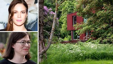 Pihla Viitala kommentoi taloonsa liittyvää tutkintaa Anni Sinnemäestä.