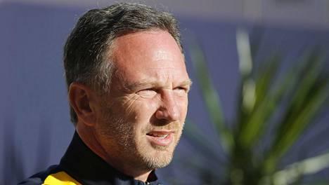 Red Bullin F1-tallin päällikkö Christian Horner on tiukasti uudistuslinjalla.