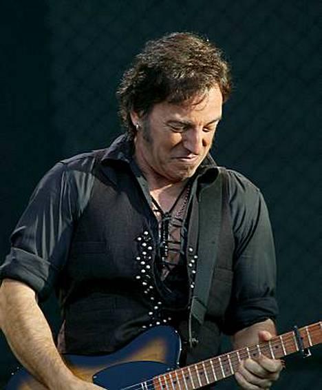 Bruce Springsteen julkaisee uuden levynsä loppuvuodesta.