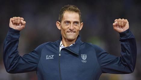 Fabrizio Donato vapautettiin dopingepäilyistä.