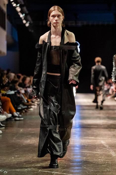 Alex Luonto, BA Graduate collection