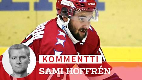 Emil Bemström on HIFK:n hyökkäyksen terävin syömähammas.