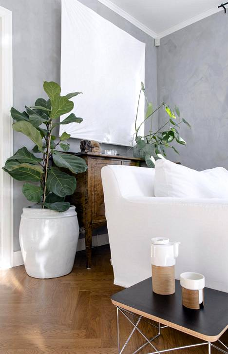 Päätä kumpi tyyli on kodissasi hallitseva.