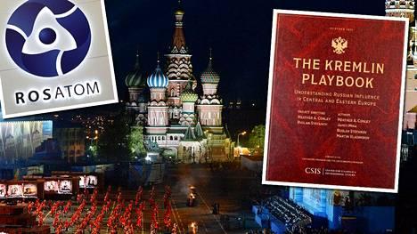 Amerikkalaistaustaisen tutkimusryhmän uudessa tutkimusraportissa tuodaan esille, kuinka Venäjän käyttää valtaa Euroopassa.