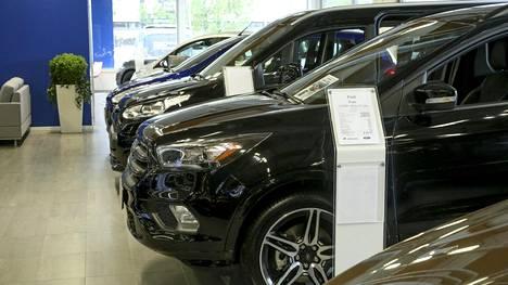 Autoilun verotuksen muutoksiin näyttäisi olevan taas poliittista halua.