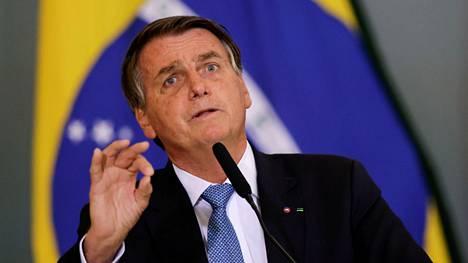 Brasilian presidenttiä Jair Bolsonaroa vastaan on jätetty kanne rikoksista ihmisyyttä vastaan kansainväliseen rikostuomioistuimeen ICC:hen.