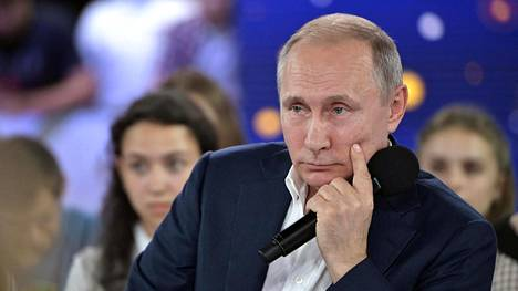 Putin Omaisuus