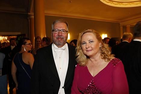 Tapio ja Marja Sadeoja