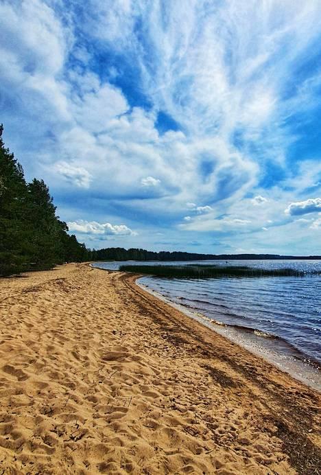 Tuntematon ranta, Ähtäri