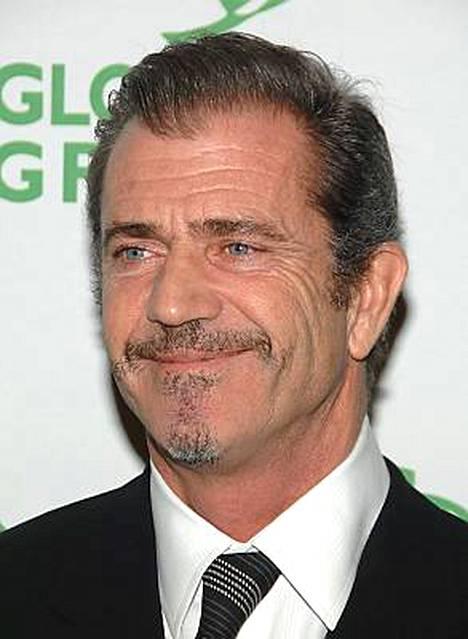53-vuotias Mel Gibson on saanut jo seitsemän kertaa aiemmin lapsen.