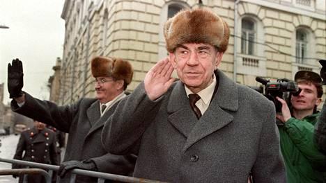 Jazov arkistokuvassa vuonna 1993.
