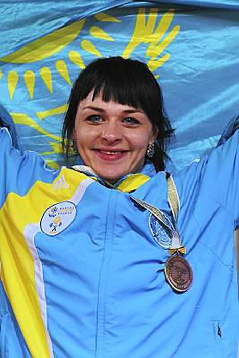 Svetlana Podobedova runttasi ME-lukemat uusiksi.