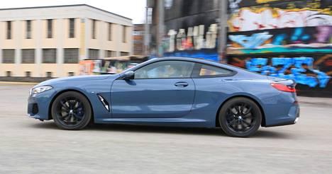 BMW-kuskeilla tuntuu olevan menohaluja.