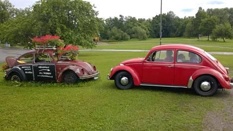 Esa Nieminen lähti ajelulle Järvenpään keskustaan punaisella vuoden '69 VW Kuplalla – hän tuskin arvasi, miten kohtalokas illasta tulisi