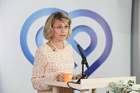 Päivi Räsänen on tunnettu jyrkistä mielipiteistään.