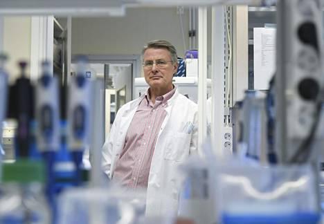 Rokotehankkeen vetäjä Kalle Saksela sanoo, että sijoittajissa korostuvat kotimaalaiset sijoittajat.