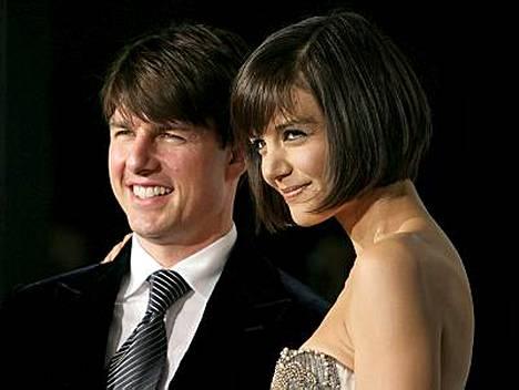 Katie Holmes on onnellinen Tom Cruisen exän, Nicole Kidmanin raskaudesta.
