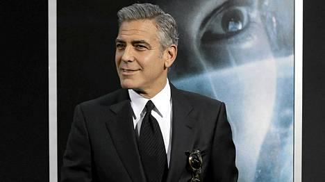 George Clooneyn kerrotaan löytäneen uuden rakkaan.