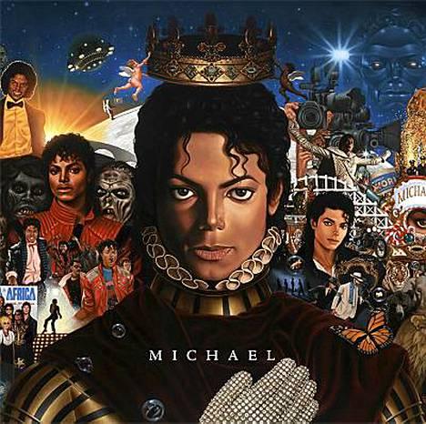Michael Jacksonin joulukuussa ilmestyvän levyn nimi on Michael.