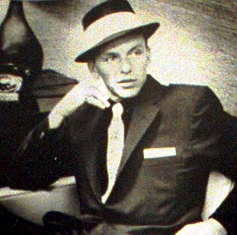 Kymmenen vuotta sitten kuollut Frank Sinatra pääsee valkokankaalle.