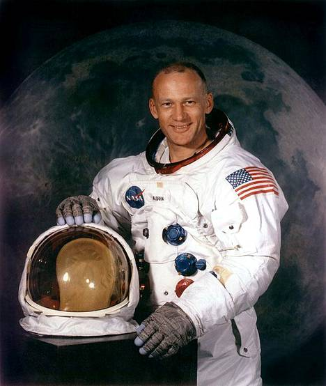 "Edwind E. ""Buzz"" Aldrin"