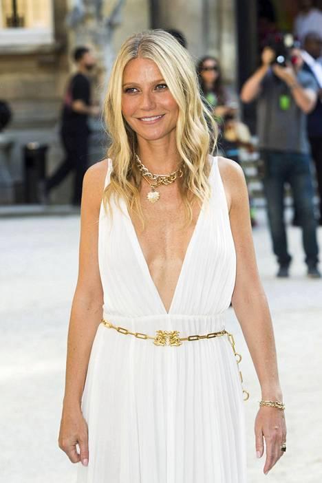 Gwyneth Paltrow on yhdysvaltalaislehtien mukaan suositellut höyrytyshoitoa aiemmin, mutta poistanut sittemmin tiedot siitä yrityksensä nettisivuilta.