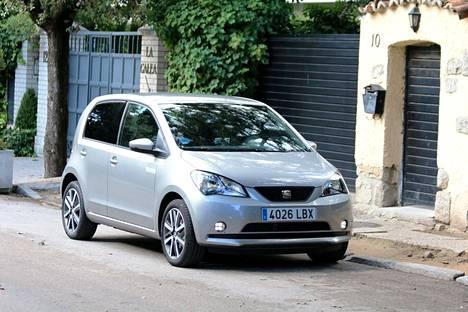 Seat Mii Electric on yksi halvimmista sähköautoista.