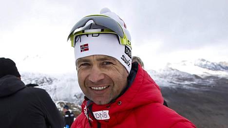 Ole Einar Björndalenista tulee isä.