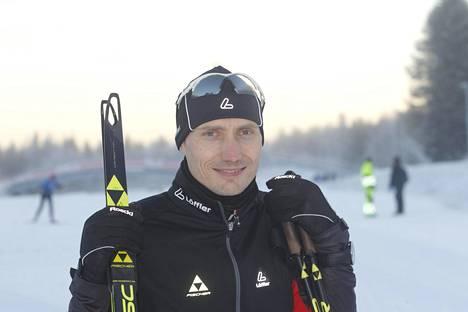 Hannu Manninen tähtää Lahden MM-kisoihin.