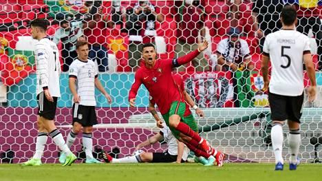 Portugalin ja Cristiano Ronaldon pitäisi romahtaa Ranskaa vastaan vähintään neljän maalin tappioon.