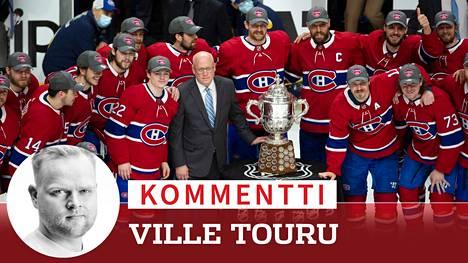 Montreal Canadiens eteni Stanley Cupin finaaleihin.