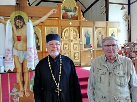 Rovasti Leevi Saatsin ja seurakunnanvaltuuston entisen varapuheenjohtajan Reino Konosen mielestä ikonikohu yhdisti Lieksan ortodoksista seurakuntaa.