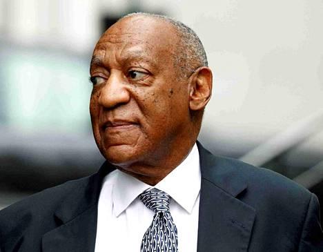Näyttelijä-koomikko Bill Cosby on ollut oikeudessa syytettynä seksuaalisesta ahdistelusta.