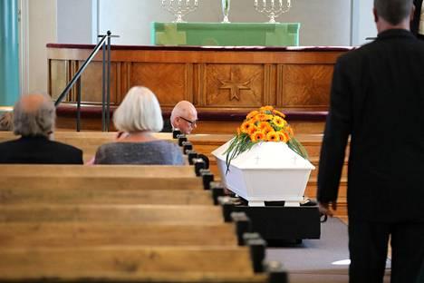Hanna-Riikka Siitonen Hautajaiset