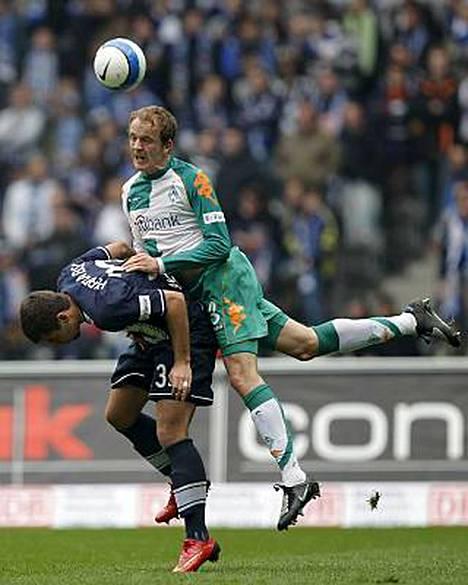 Petri Pasasen Werder Bremen palasi lauantaina voittolinjalle parin vaisun ottelun jälkeen.