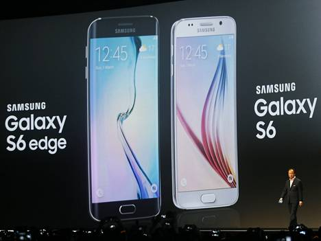 JK Shin ja Galaxy S6