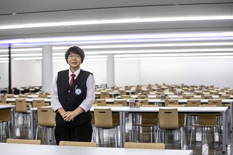 Mayumi Hirosaki työskenteli ennen onnettomuutta McDonald's-ravintolassa Tomiokassa.