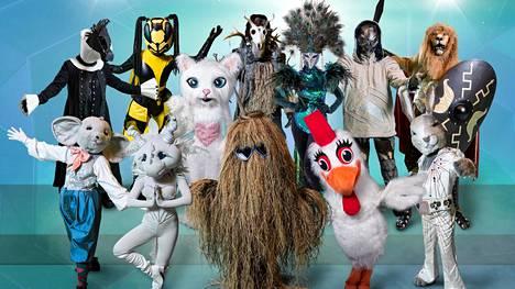 Masked singerin kolmannessa jaksossa yksi julkkiskilpailijoista paljasti henkilöllisyytensä.