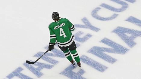 Milloin Miro Heiskanen voittaa parhaan NHL-puolustajan palkinnon?