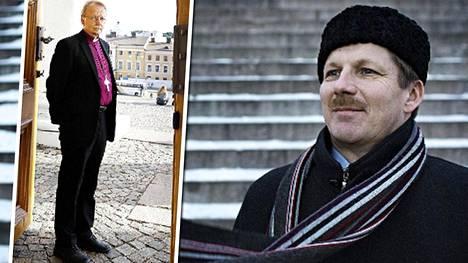 Arkkipiispa Mäkinen lupaa kirkon ovien olevan auki kielteisen päätöksen saaneille turvapaikanhakijoille. Kirkon kansliapäällikkö taas kertoo, että luvassa on ennen kaikkea henkistä tukea.