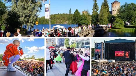 Suomen eri yleisötapahtumat ja kesäfestarit eivät muuttaneet peruuntumissuunnitelmiaan, vaikka hallitus lievensi ulkoilmatapahtumia koskevia yleisörajoitteita.