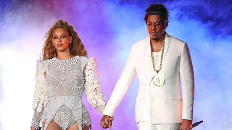 Beyoncé ja Jay-Z ovat yhteiskiertueella.